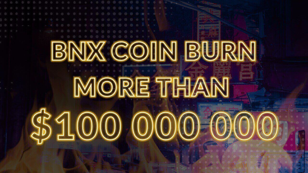 1st BTCNEXT Coin Burn