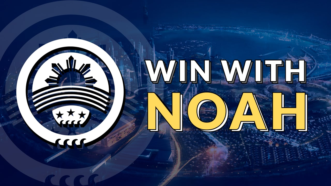 Win with noah!
