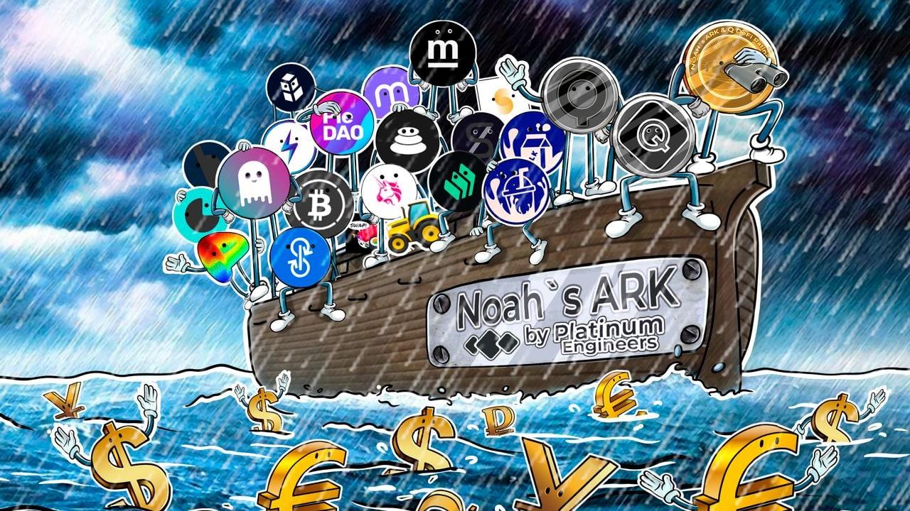 NOAH's DeFi ARK