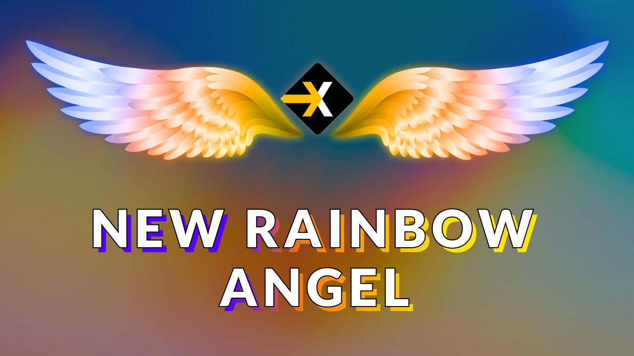New Rainbow Angel