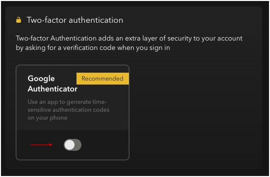 2-Factor Authentication